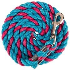 Colorful Cotton Leads w/ Snap End