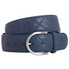 "The Tailored Sportsman Quilted ""C"" Belt - Clearance!"