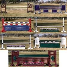 Burlingham Sports Jumper Course