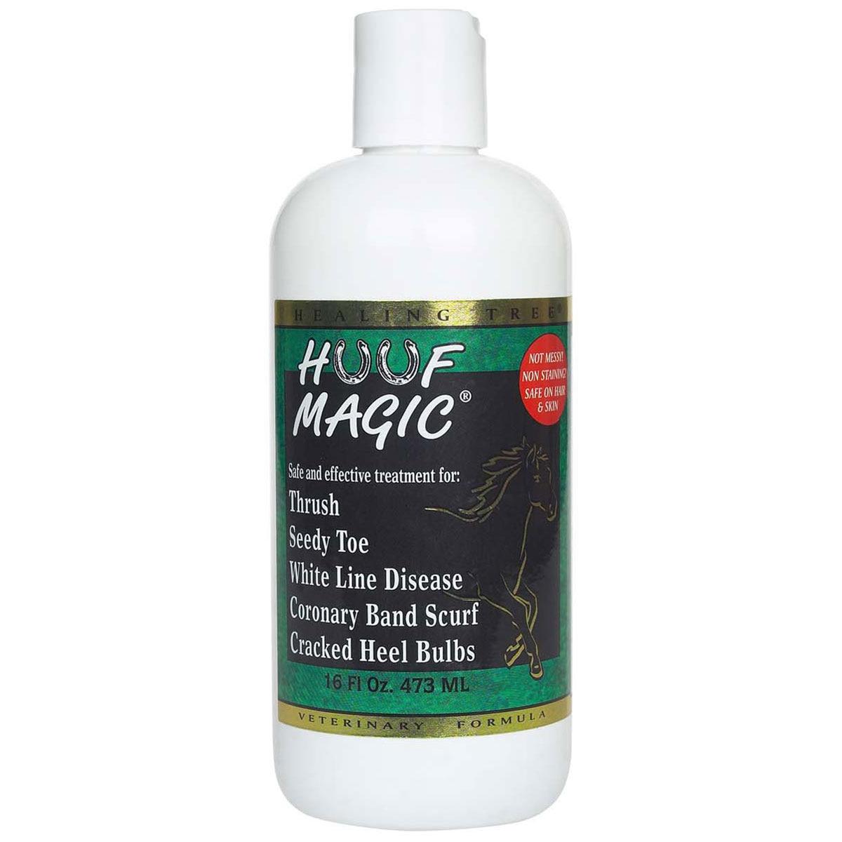 Healing Tree Huuf Magic Thrush Treatment