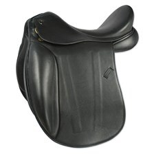 Used Test Ride M. Toulouse Verona Monoflap Dressage Saddle