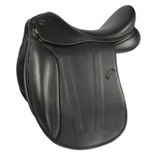 Used Test Ride M. Toulouse Verona Monoflap Dressage Saddle