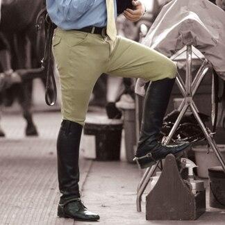 Ovation Men's EuroWeave DX Knee Patch Breech
