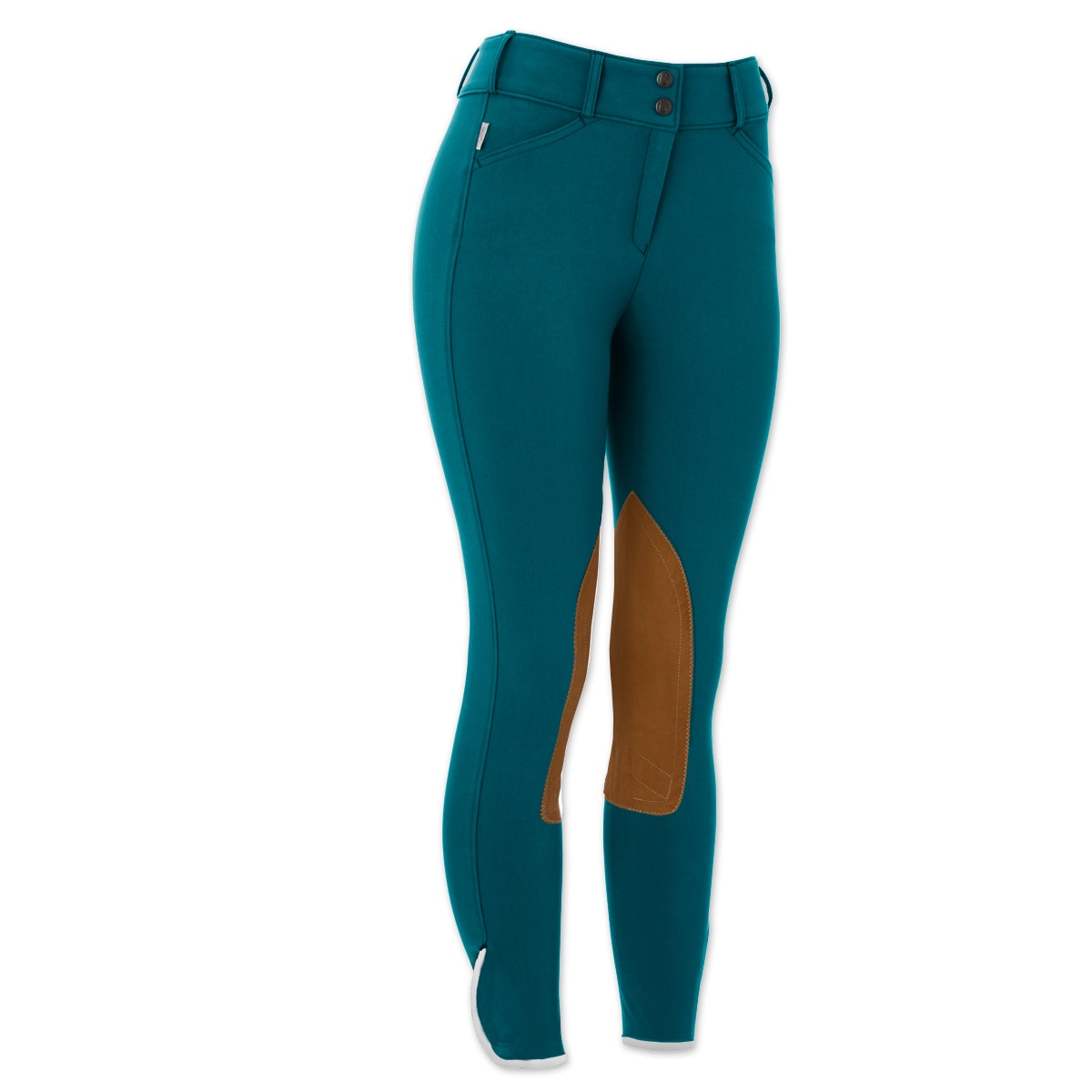 The Tailored Sportsman Trophy Hunter Mid-Rise - Front Zip