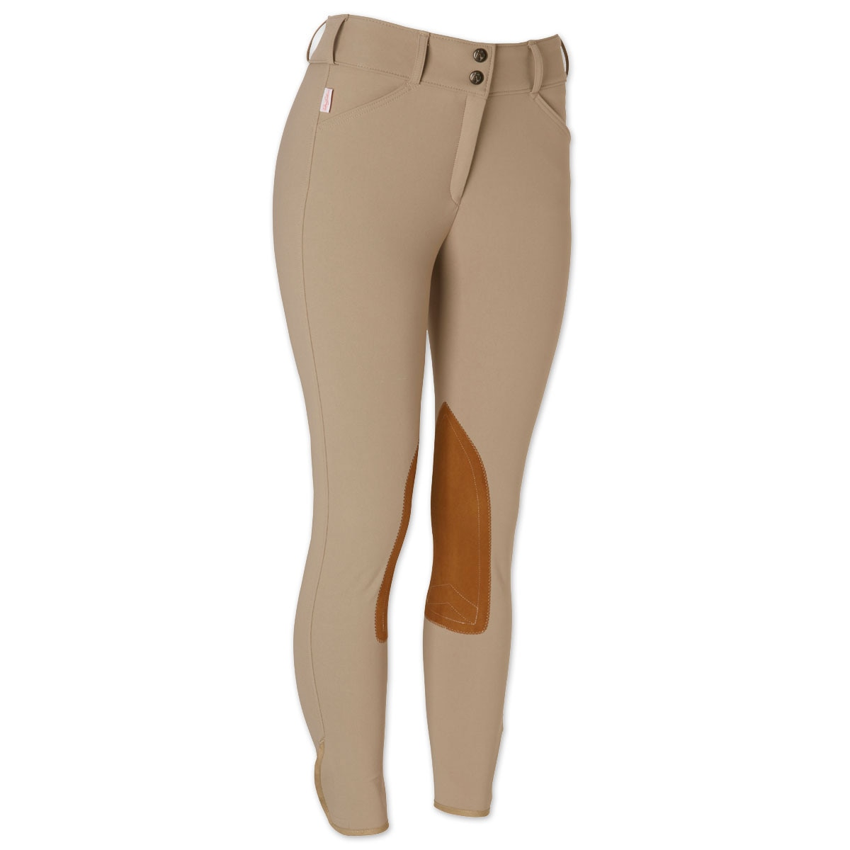 Tailored Sportsman Low Rise Front Zip Trophy Breeches 1967 Moody Blue