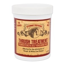 Veterinary Preference Thrush Pads