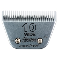 Oster A-5 Cryogen-X Replacement Blade Set #10 Wide