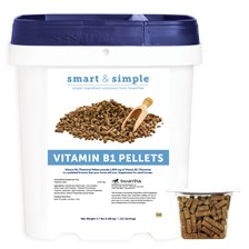 Smart & Simple™ Vitamin B1 Pellets (formerly Vitamin B1 Pellets by SmartPak)