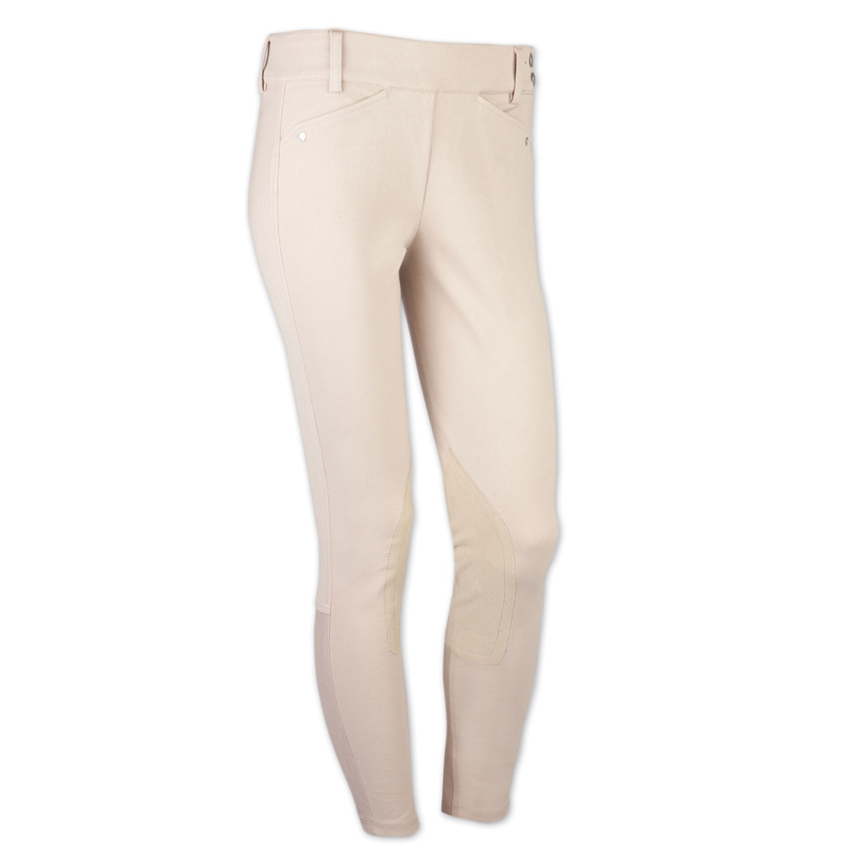 Ariat® Heritage Knee Patch Breech-Side Zip