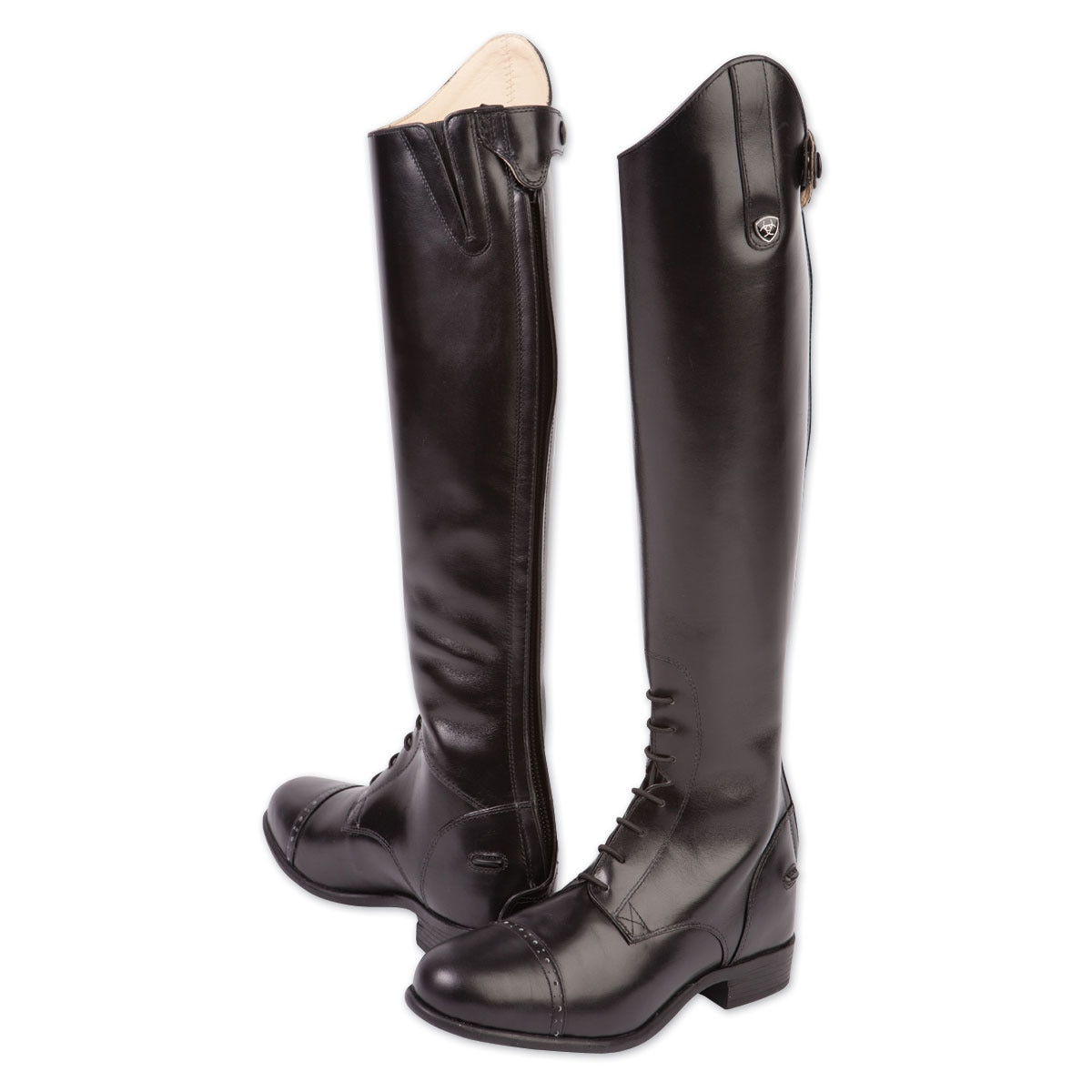 Ariat® Quantum Crowne Pro Field Zip Boot