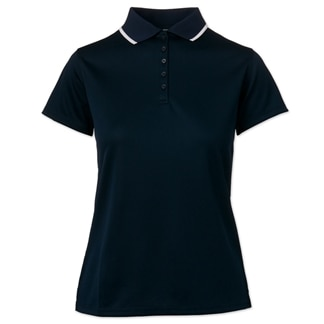 Personalized Ladies Wicking Polo Shirt