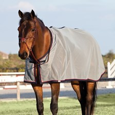 The Clothes Horse Custom Acrylic Scrim Sheet