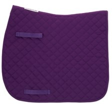 SmartPak Medium Diamond Dressage Saddle Pad - Clearance!