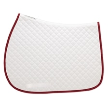 SmartPak Lite White AP Saddle Pad