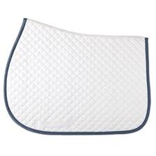 SmartPak Classic Lite White AP Saddle Pad