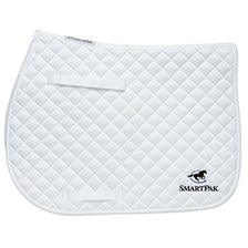 SmartPak Logo Saddle Pad