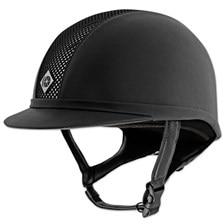 Charles Owen AYR8 Leather Look Helmet