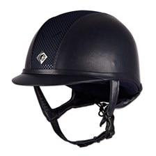 Charles Owen AYR8 Leather Look Helmet - Sale!