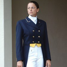 Ovation Ladies Dressage Shadbelly