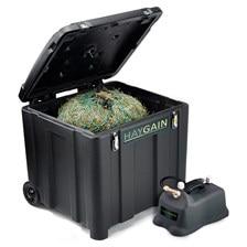HAYGAIN HG-600 - Half Bale Hay Steamer