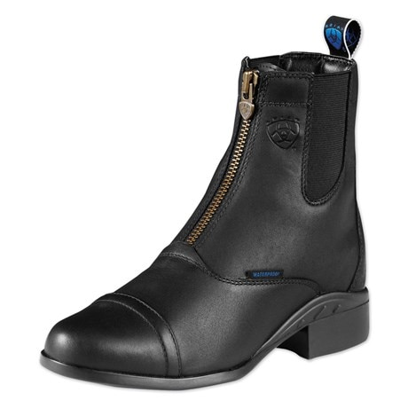 Ariat® Heritage III H2O Zip Paddock Boot - SmartPak Equine