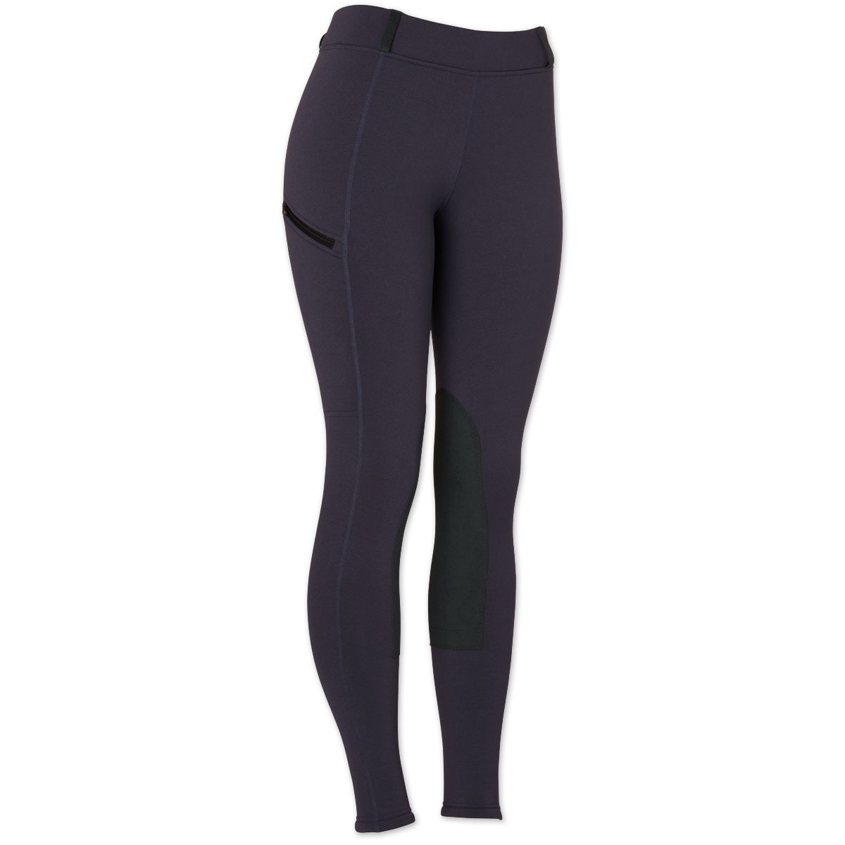 Kerrits Power Stretch Winter Pocket Knee Patch Tight