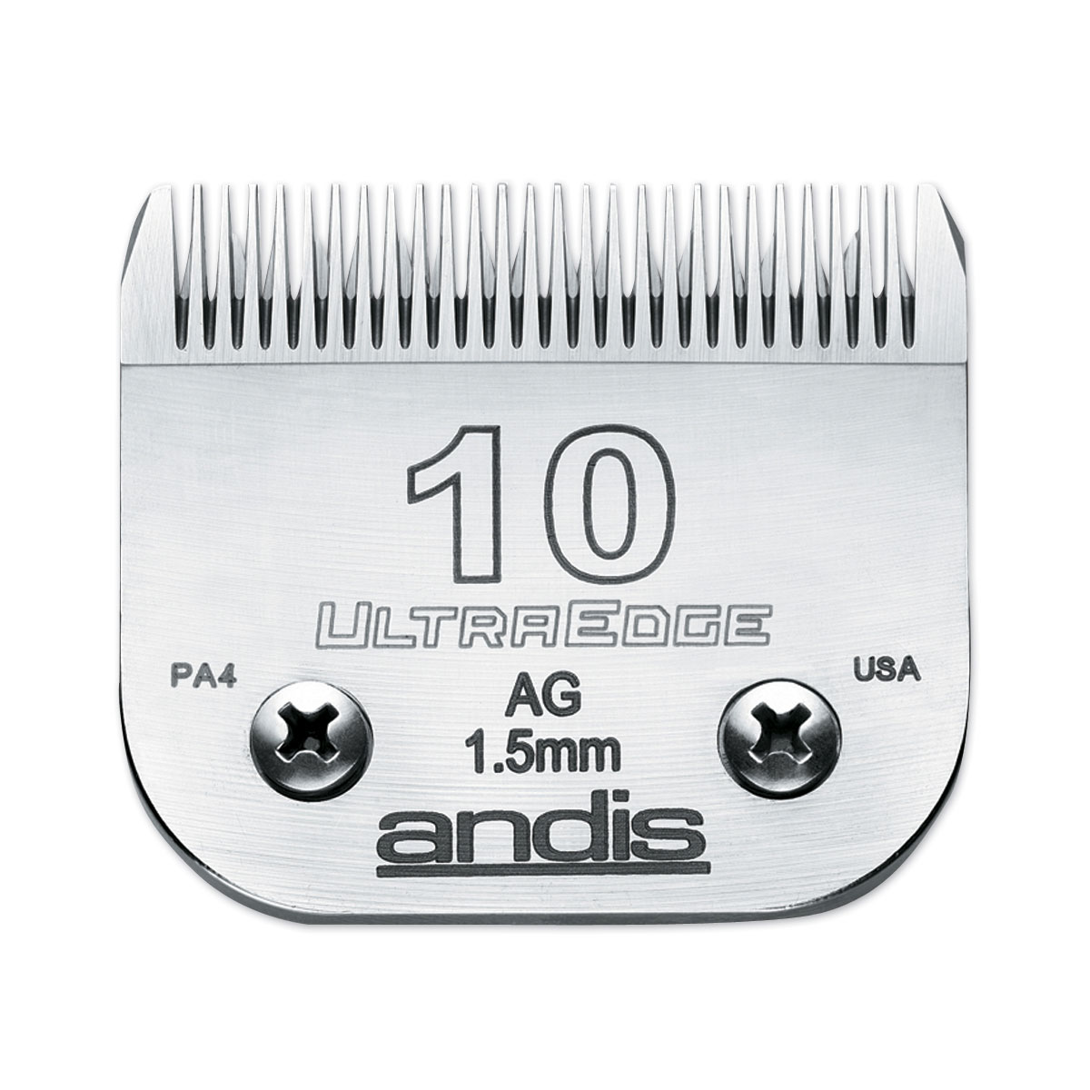 Andis #10 Ultraedge Replacement Clipper Blade