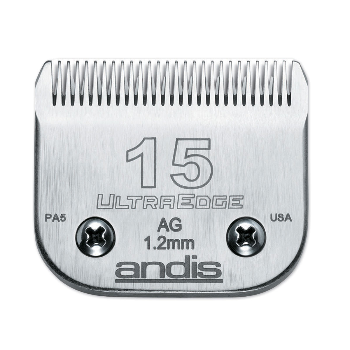 Andis #15 Ultraedge Replacement Clipper Blade