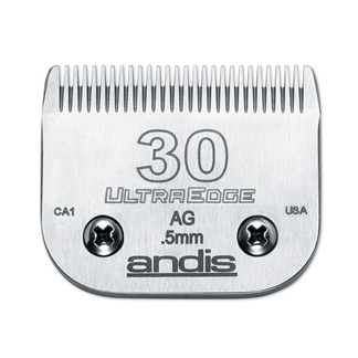 Andis #30 Ultraedge Replacement Clipper Blade