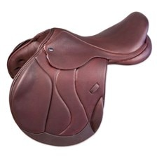 M. Toulouse Marielle +4 Platinum Monoflap Eventing Saddle- Test Ride Clearance!