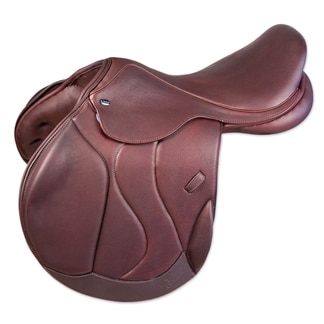M. Toulouse Marielle +4 Platinum Monoflap Eventing Saddle