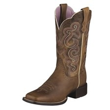Ariat® Quickdraw Western Performance Boots