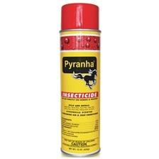 Pyranha Insecticide Aerosol Fly Spray