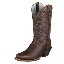 Ariat® Women's Legend Boot- Brown Rowdy