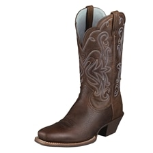 Ariat® Women's Legend Boot- Brown Rowdy