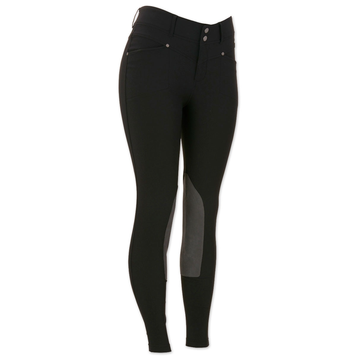 Kerrits Cross-Over Knee Patch Breech