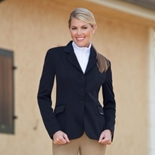Equine Couture Raleigh Soft Shell Hunt Coat
