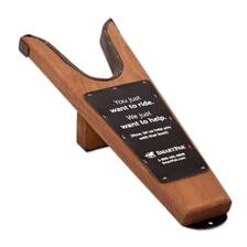 SmartPak Wooden Boot Jack