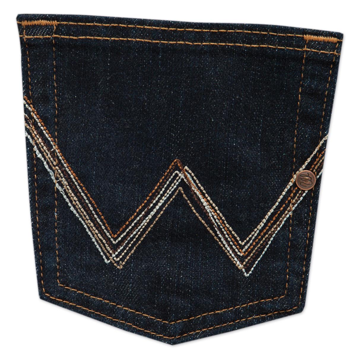 e76bf5e32858b Wrangler® Women s Ultimate Riding Jeans Q-Baby- Dark Dynasty