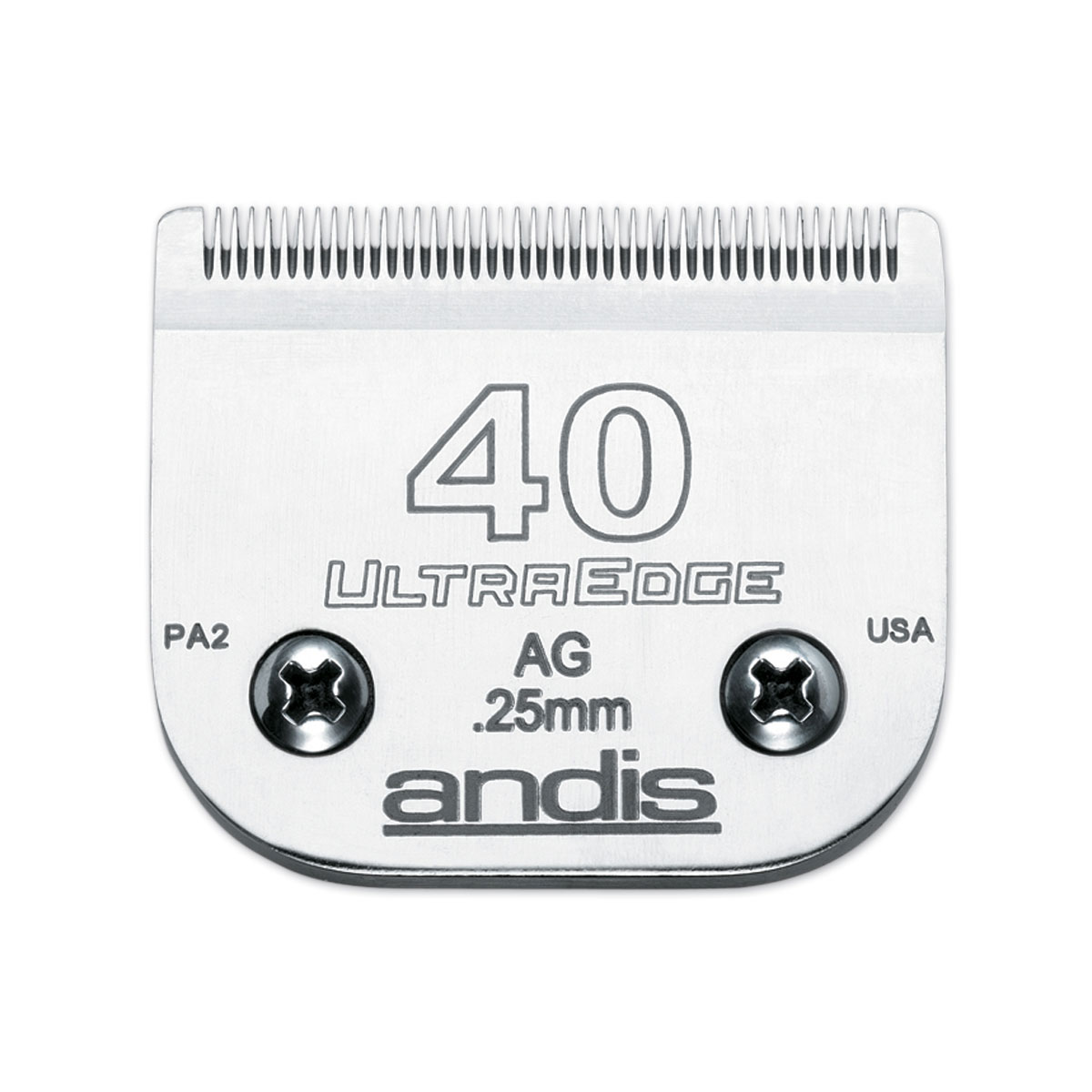 Andis #40 Ultraedge Replacement Clipper Blade
