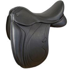 M. Toulouse Alyssa Platinum Dressage Saddle with Genesis System - Test Ride Clearance!