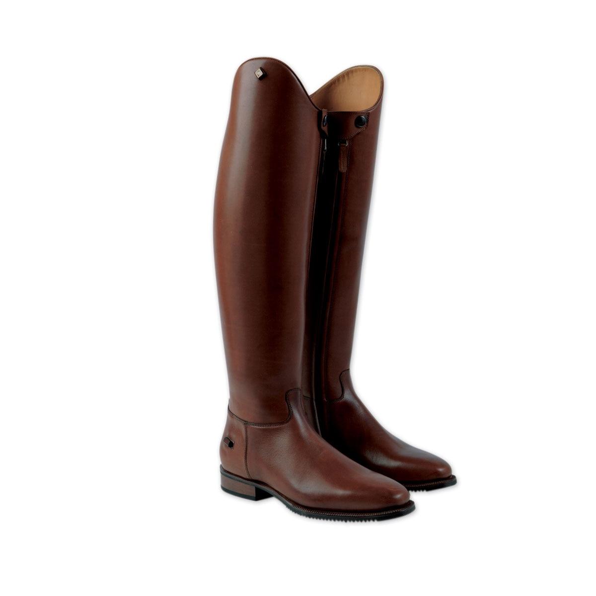 DeNiro Dressage Boot - Brown