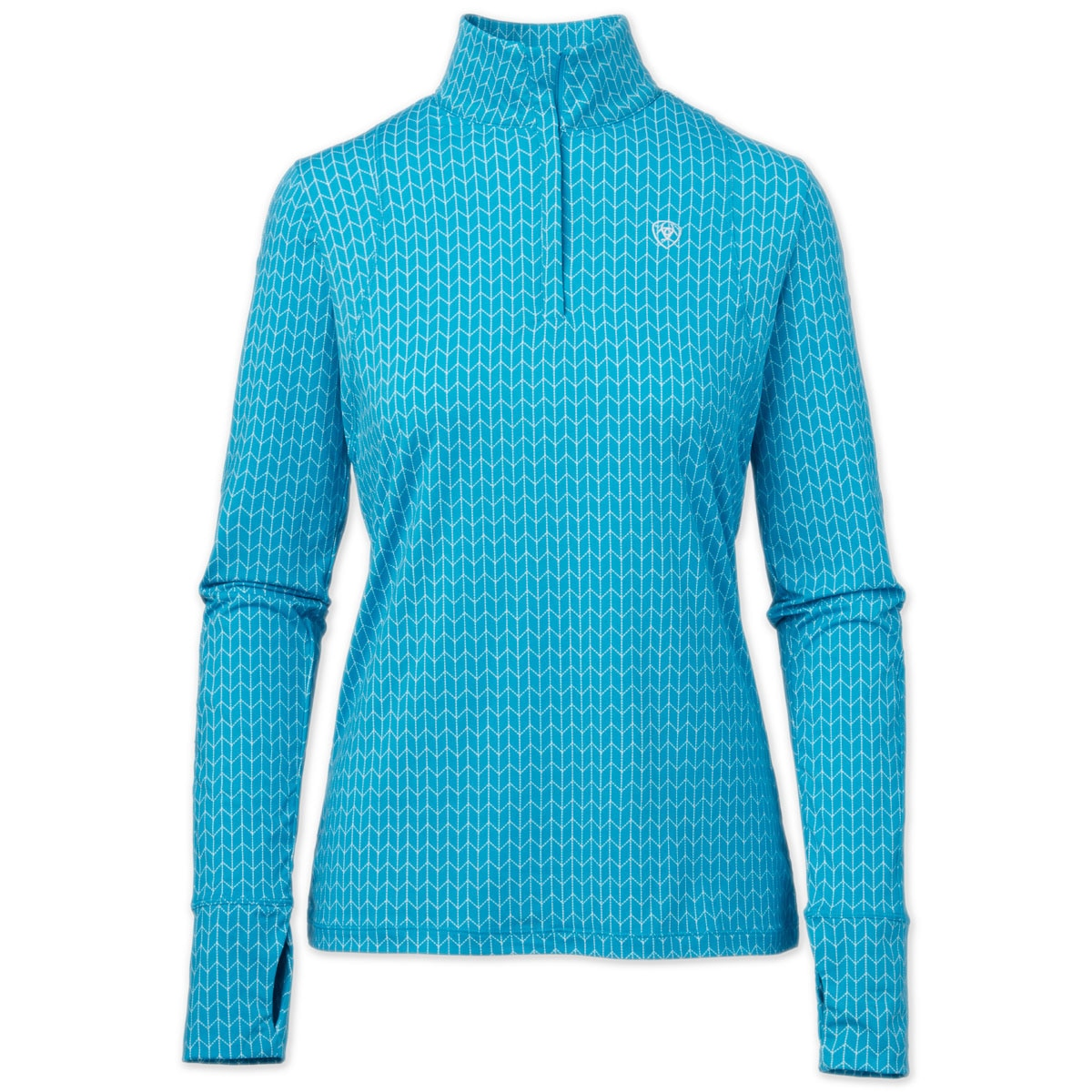 Ariat® Lowell 1/4 Zip Top