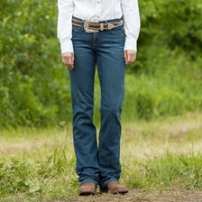 Wrangler® Women's Ultimate Riding Jeans Q-Baby- Tuff Buck