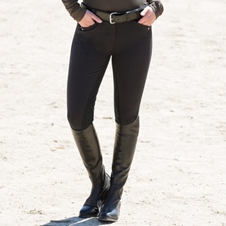 Ariat® Heritage Full Seat Breech - Front Zip