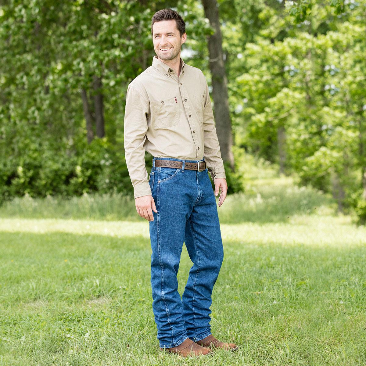ab9a134bb9e Wrangler® Cowboy Cut® Original Fit Jeans