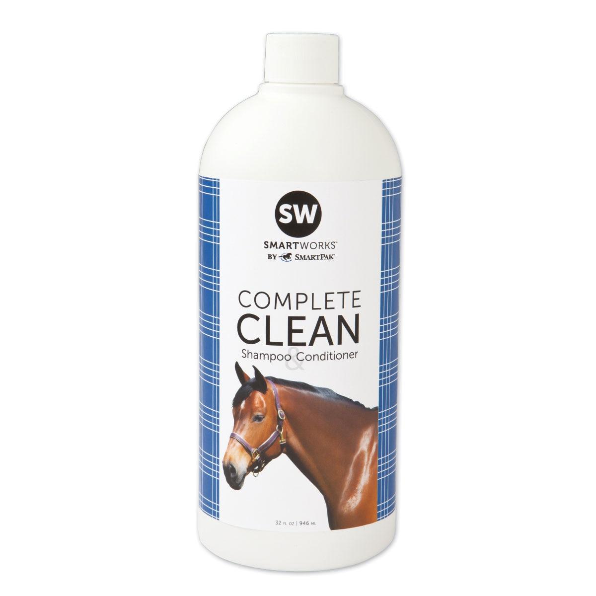 SmartPak Complete Clean Shampoo & Conditioner