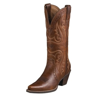Ariat® Women's Heritage Western X-Toe Boots
