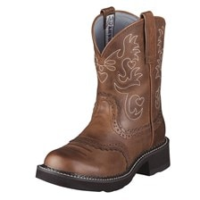 Ariat® Women's Fatbaby Saddle Boot