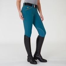 Piper Original Low-rise Breeches by SmartPak - Knee Patch - Clearance!